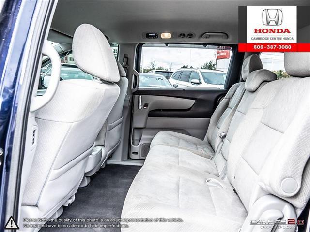 2016 Honda Odyssey EX (Stk: 19074B) in Cambridge - Image 25 of 27
