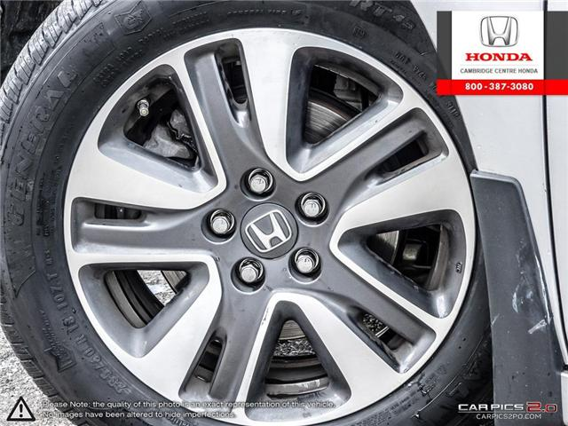 2015 Honda Odyssey Touring (Stk: 19099A) in Cambridge - Image 6 of 27