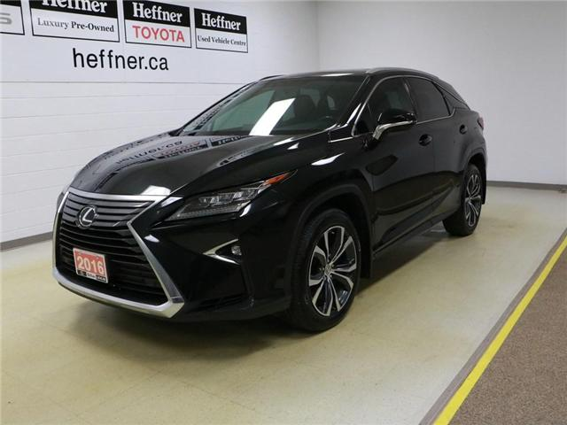 2016 Lexus RX 350 Base (Stk: 187296) in Kitchener - Image 1 of 30