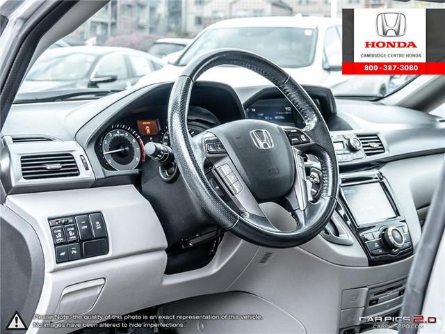 2015 Honda Odyssey Touring (Stk: 19099A) in Cambridge - Image 13 of 27