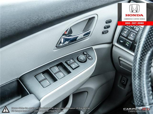 2015 Honda Odyssey Touring (Stk: 19099A) in Cambridge - Image 17 of 27