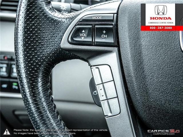 2015 Honda Odyssey Touring (Stk: 19099A) in Cambridge - Image 18 of 27