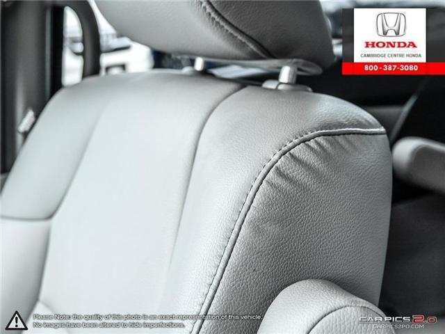 2015 Honda Odyssey Touring (Stk: 19099A) in Cambridge - Image 23 of 27