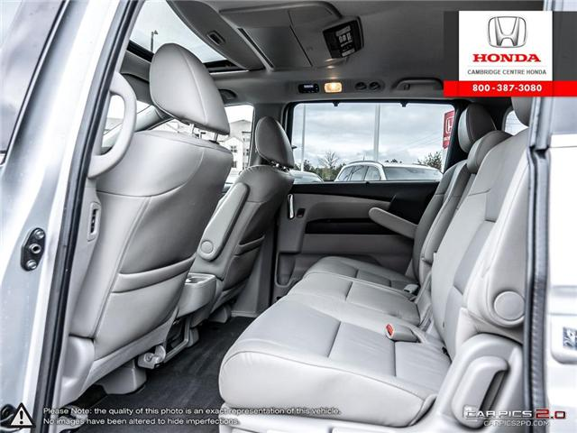 2015 Honda Odyssey Touring (Stk: 19099A) in Cambridge - Image 24 of 27
