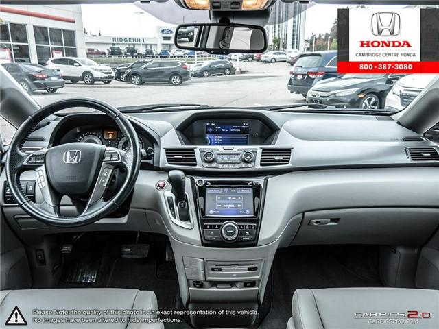2015 Honda Odyssey Touring (Stk: 19099A) in Cambridge - Image 25 of 27