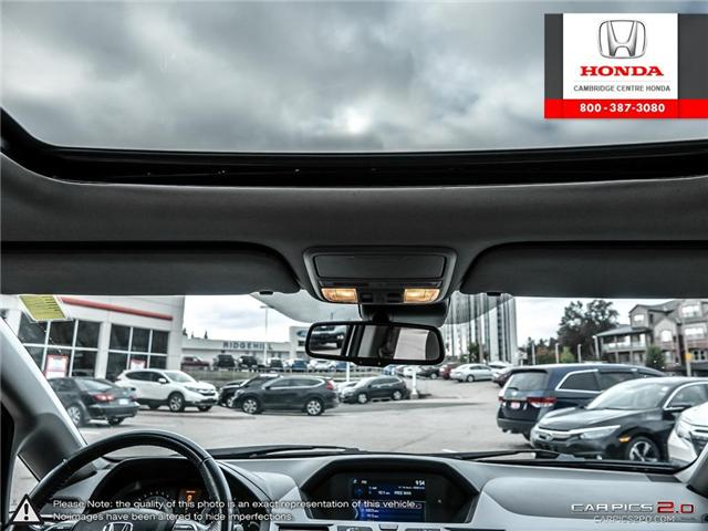 2015 Honda Odyssey Touring (Stk: 19099A) in Cambridge - Image 26 of 27