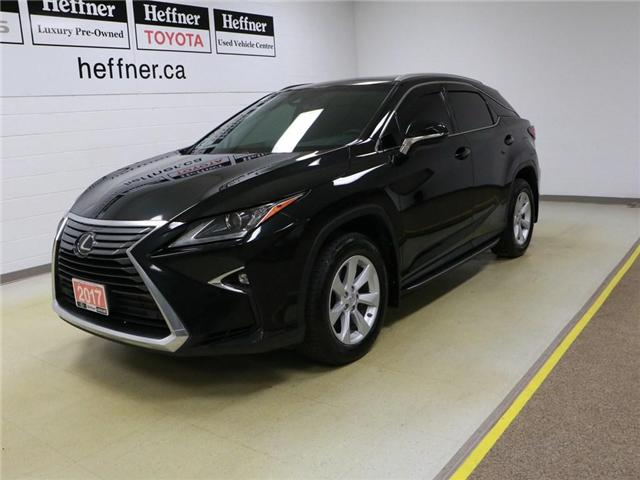 2017 Lexus RX 350 Base (Stk: 187295) in Kitchener - Image 1 of 29