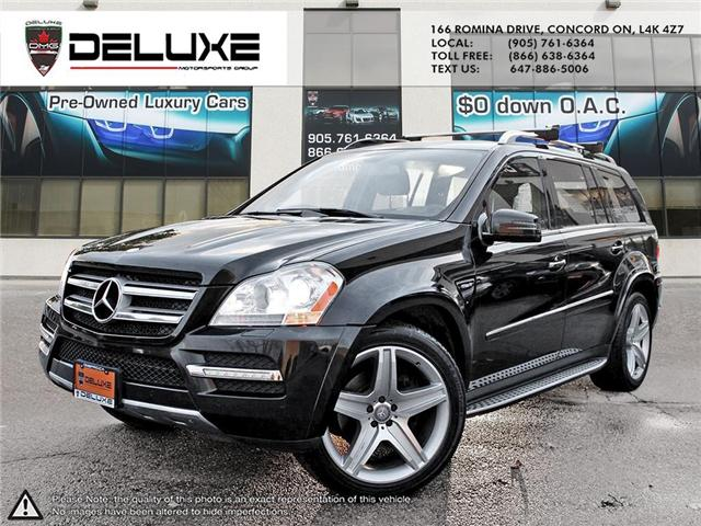 2011 Mercedes-Benz GL-Class Base (Stk: D0484) in Concord - Image 1 of 21