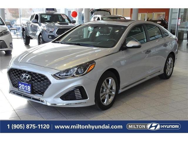 2018 Hyundai Sonata  (Stk: 636486) in Milton - Image 1 of 39