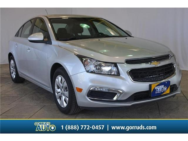 2016 Chevrolet Cruze Limited 1LT (Stk: 220986) in Milton - Image 1 of 40