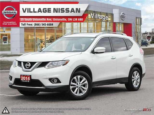 2014 Nissan Rogue SV (Stk: P2704) in Unionville - Image 1 of 26