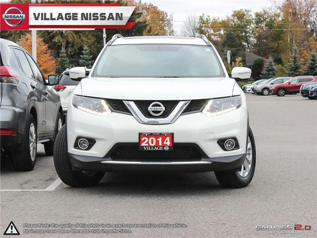 2014 Nissan Rogue SV (Stk: P2704) in Unionville - Image 2 of 26