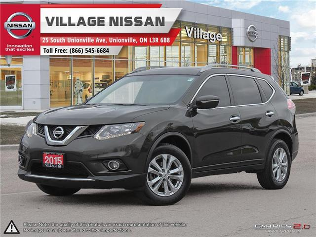 2015 Nissan Rogue SV (Stk: P2707) in Unionville - Image 1 of 26