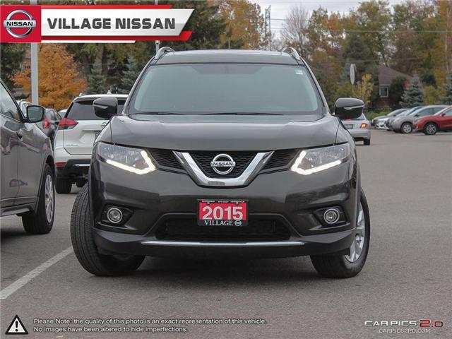 2015 Nissan Rogue SV (Stk: P2707) in Unionville - Image 2 of 26