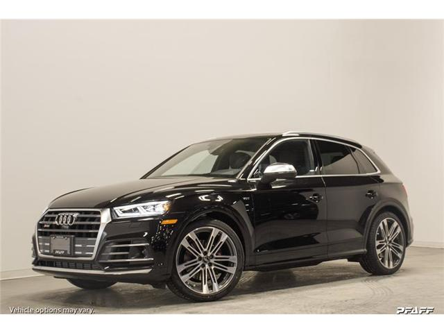 2018 Audi SQ5 3.0T Technik (Stk: T15759) in Vaughan - Image 1 of 7