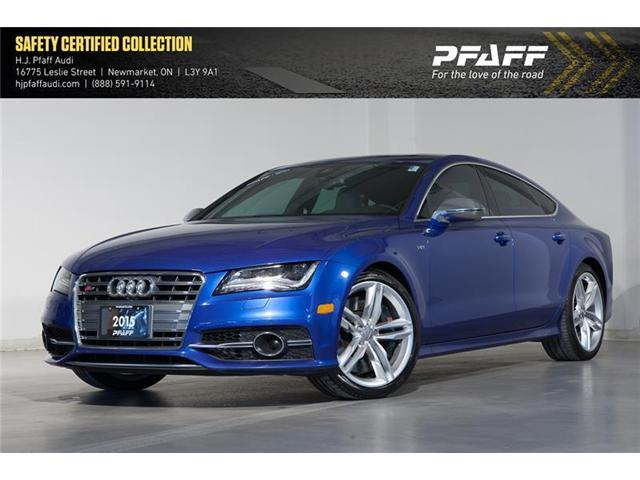 2015 Audi S7 4.0T (Stk: 53023) in Newmarket - Image 1 of 19