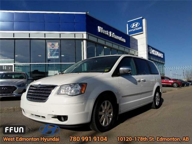2009 Chrysler Town & Country Touring (Stk: 86633A) in Edmonton - Image 1 of 21