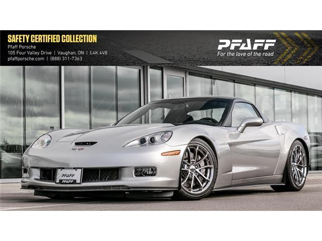 2005 Chevrolet Corvette 2Dr Coupe (Stk: P12329AB) in Vaughan - Image 1 of 22