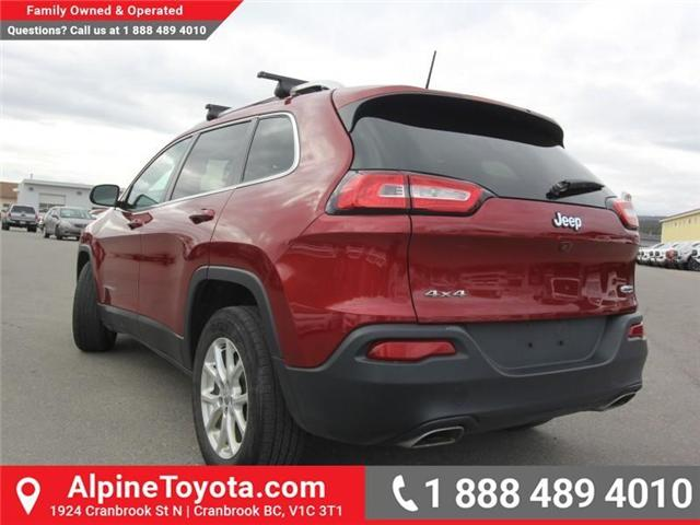2016 Jeep Cherokee North (Stk: X035163A) in Cranbrook - Image 3 of 20
