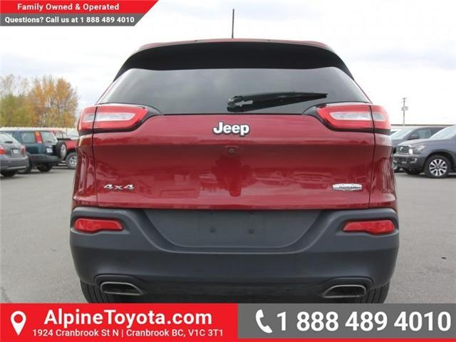 2016 Jeep Cherokee North (Stk: X035163A) in Cranbrook - Image 4 of 20