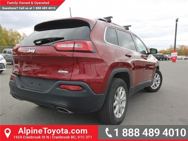 2016 Jeep Cherokee North (Stk: X035163A) in Cranbrook - Image 5 of 20