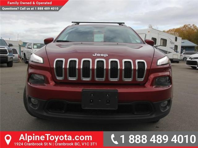 2016 Jeep Cherokee North (Stk: X035163A) in Cranbrook - Image 8 of 20