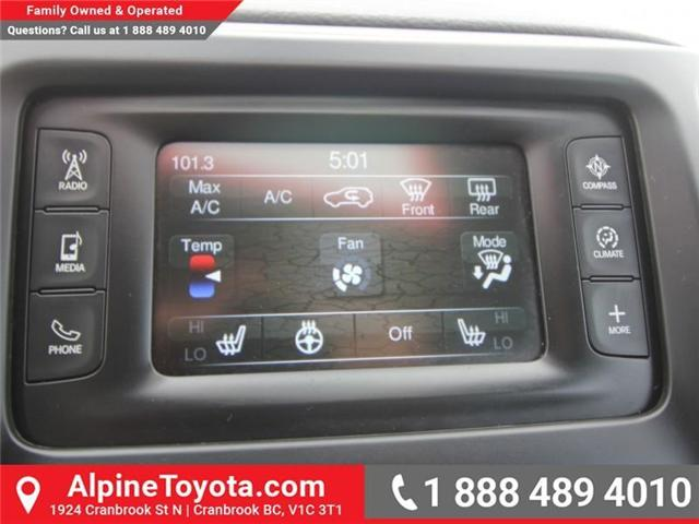 2016 Jeep Cherokee North (Stk: X035163A) in Cranbrook - Image 16 of 20