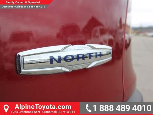 2016 Jeep Cherokee North (Stk: X035163A) in Cranbrook - Image 19 of 20