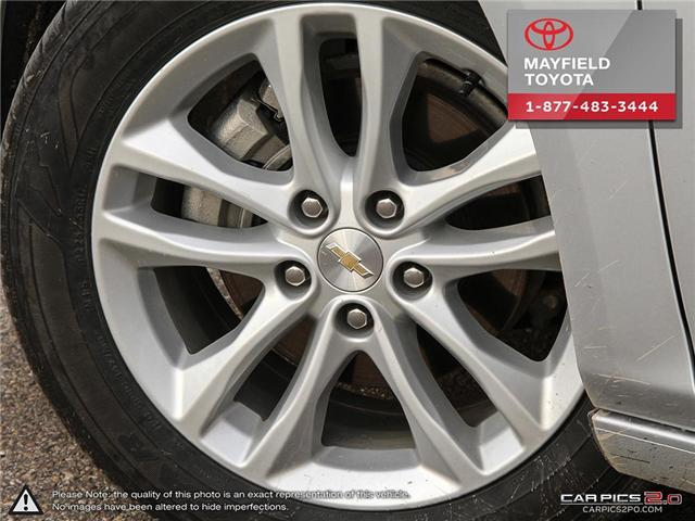 2018 Chevrolet Malibu LT (Stk: 184243) in Edmonton - Image 6 of 22