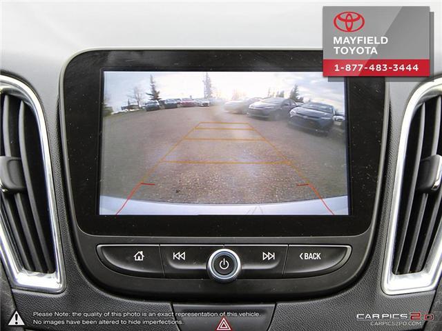 2018 Chevrolet Malibu LT (Stk: 184243) in Edmonton - Image 18 of 22