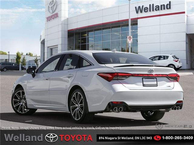 2019 Toyota Avalon Limited (Stk: AVA6174) in Welland - Image 4 of 24
