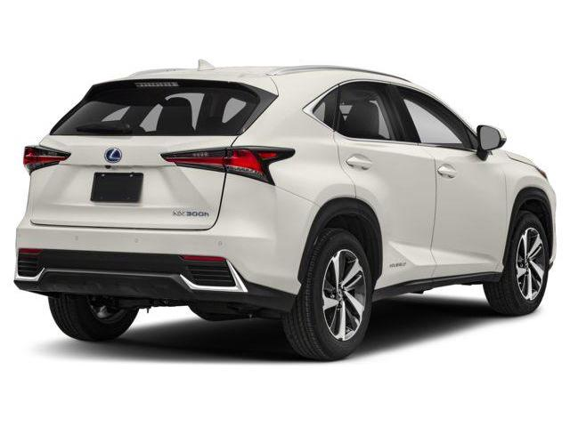 2019 Lexus NX 300h Base (Stk: L11961) in Toronto - Image 3 of 9