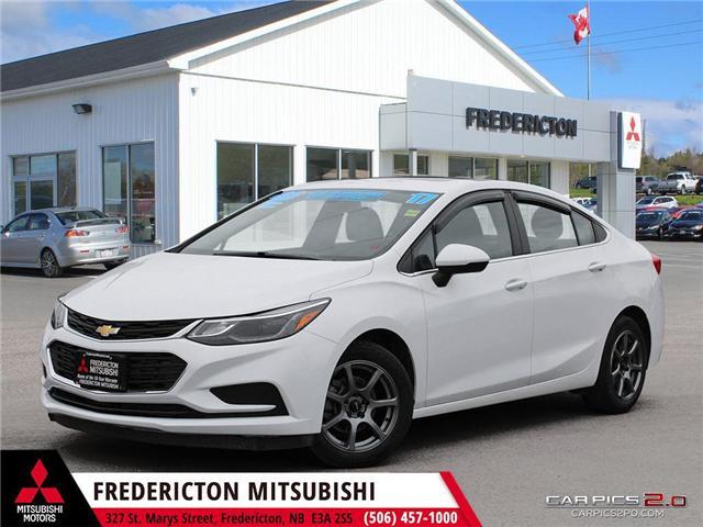 2017 Chevrolet Cruze LT Auto (Stk: 180972B) in Fredericton - Image 1 of 26