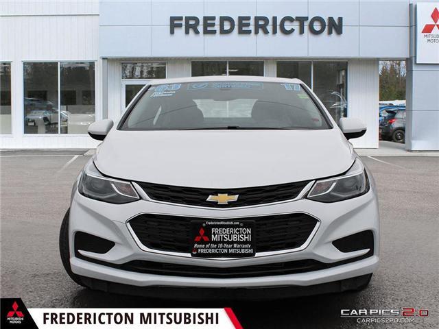 2017 Chevrolet Cruze LT Auto (Stk: 180972B) in Fredericton - Image 2 of 26
