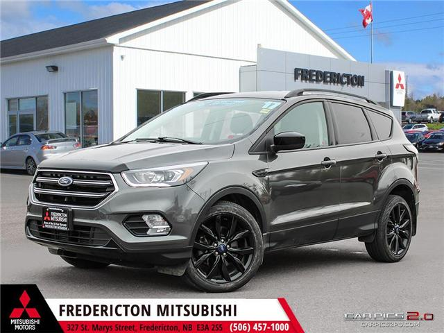 2017 Ford Escape SE (Stk: 181125A) in Fredericton - Image 1 of 24