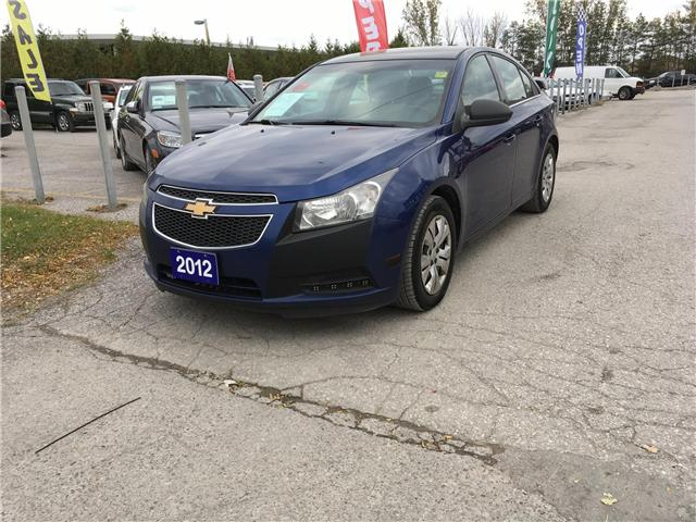 2012 Chevrolet Cruze 1LS (Stk: P3566A) in Newmarket - Image 1 of 17