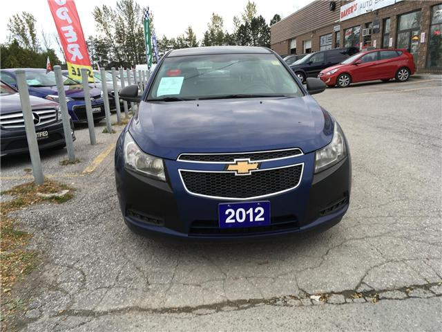 2012 Chevrolet Cruze 1LS (Stk: P3566A) in Newmarket - Image 2 of 17