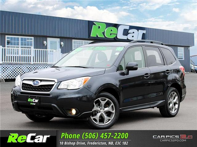 2015 Subaru Forester 2.5i Limited Package (Stk: 181133A) in Fredericton - Image 1 of 27