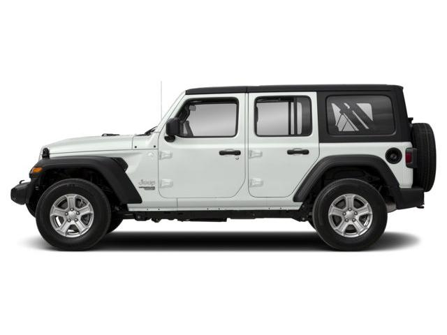 2018 Jeep Wrangler Unlimited  (Stk: 8991) in London - Image 2 of 9