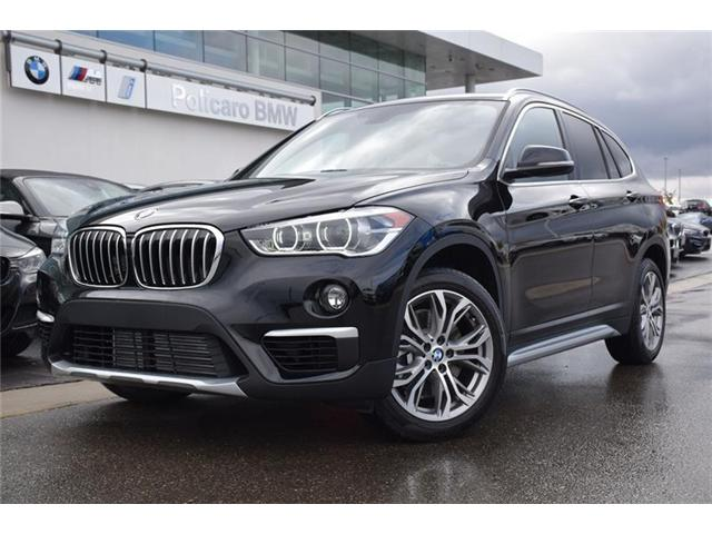 2018 BMW X1 xDrive28i (Stk: 8H31721) in Brampton - Image 1 of 12
