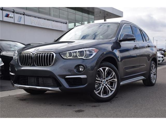 2018 BMW X1 xDrive28i (Stk: 8H31822) in Brampton - Image 1 of 12