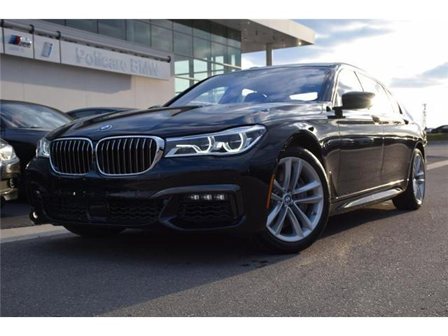 2019 BMW 750 Li xDrive (Stk: 9239909) in Brampton - Image 1 of 12