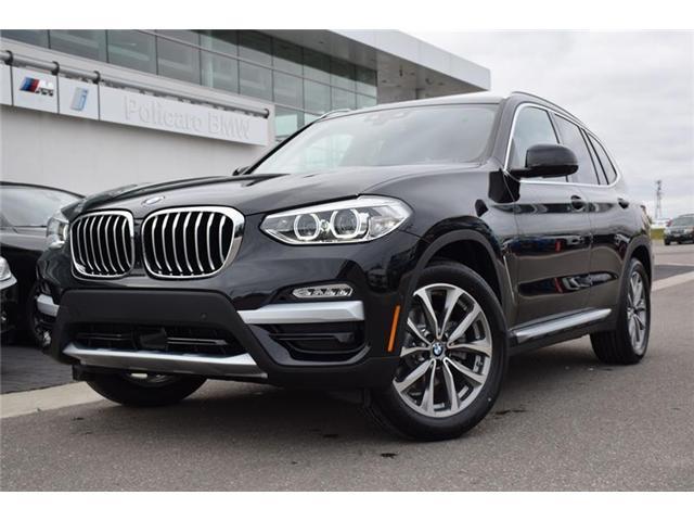 2019 BMW X3 xDrive30i (Stk: 9D96395) in Brampton - Image 1 of 12