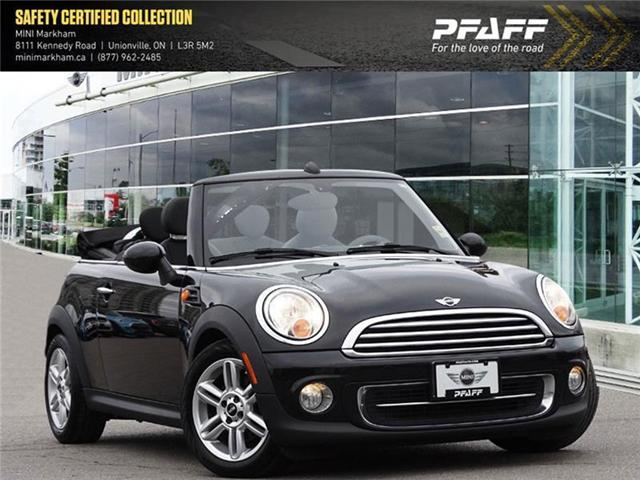 2014 MINI Convertible Cooper (Stk: D11600) in Markham - Image 1 of 18
