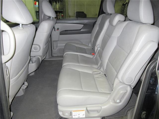 2015 Honda Odyssey Touring (Stk: K13687A) in Kanata - Image 2 of 16