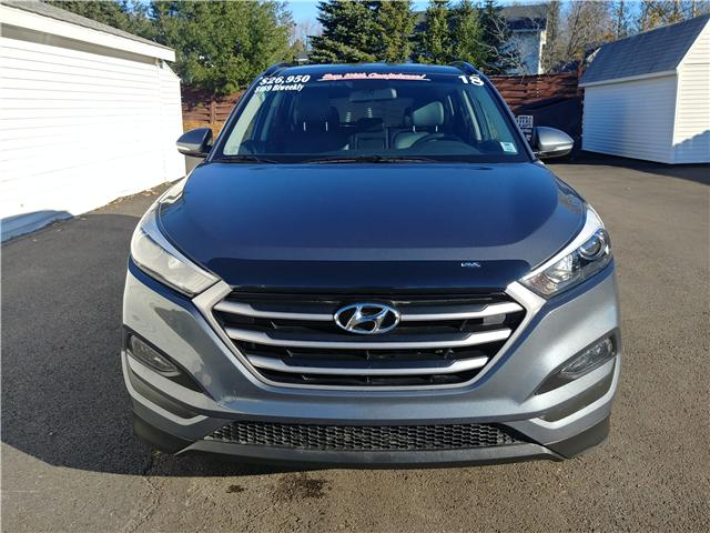 2018 Hyundai Tucson Luxury 2.0L (Stk: 670) in Oromocto - Image 2 of 7