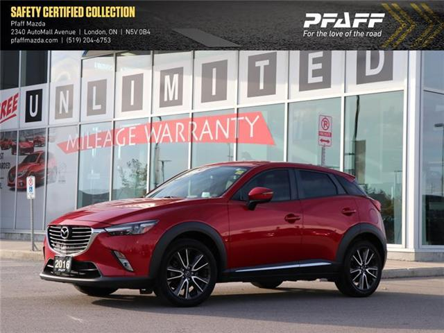 2016 Mazda CX-3 GT (Stk: MA1566) in London - Image 1 of 21