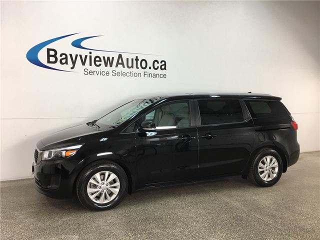 2018 Kia Sedona LX (Stk: 33750BW) in Belleville - Image 1 of 29