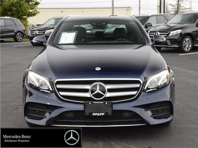 2018 Mercedes-Benz E-Class Base (Stk: 38592A) in Kitchener - Image 2 of 30