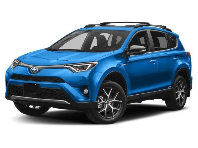 2018 Toyota RAV4 Hybrid SE (Stk: 2801985) in Calgary - Image 1 of 9